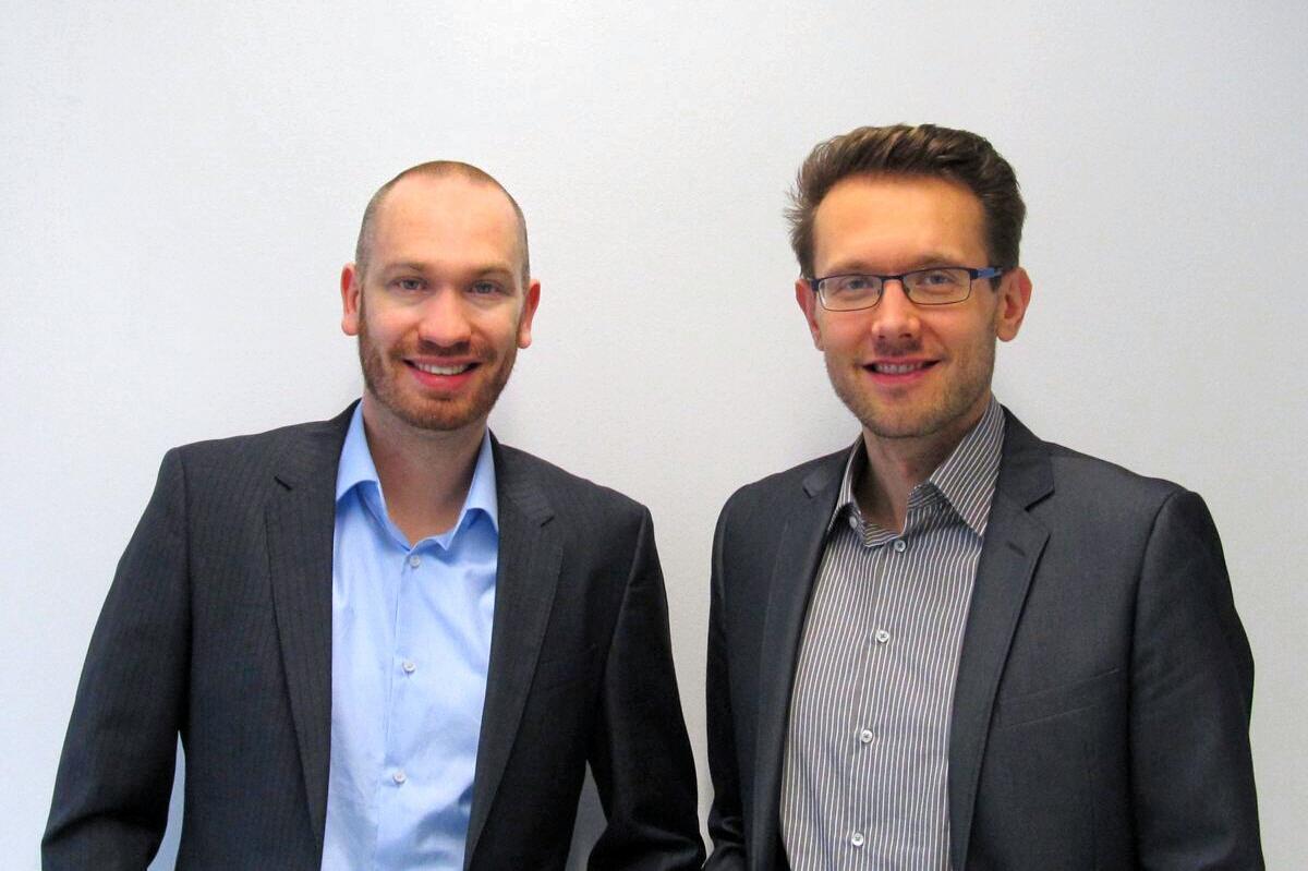 Bild Dirk Ehrlich und Alexander Reschke 2017