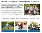 Mobilitätshilfen Vergleich gewohnt-mobil