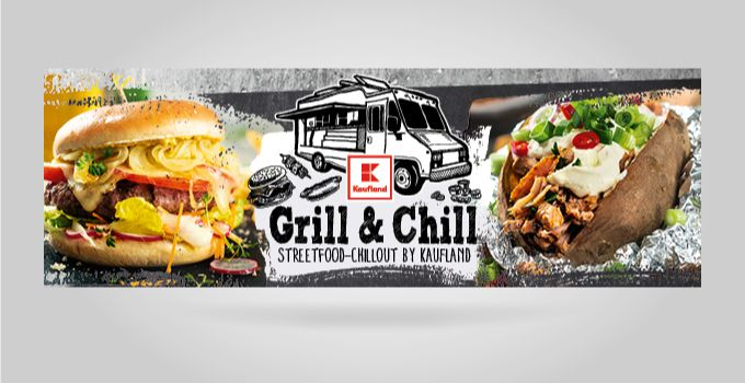 Bild Grill & Chill Streetfood Chillout by Kaufland Teaser