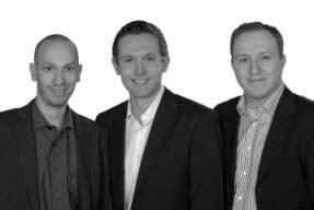 Bild der Gründer der Pharetis GmbH