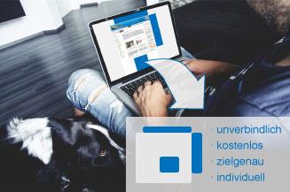 Bild Ihre Kampagne auf Uniturm.de