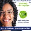 O ja Orientierungsjahr HTW Berlin Online Marketing Kampagne