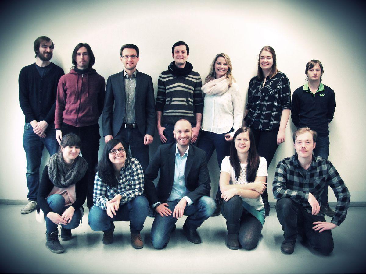 Bild Pharetis Team